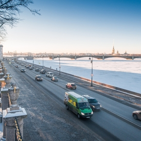 Kutuzov Embankment