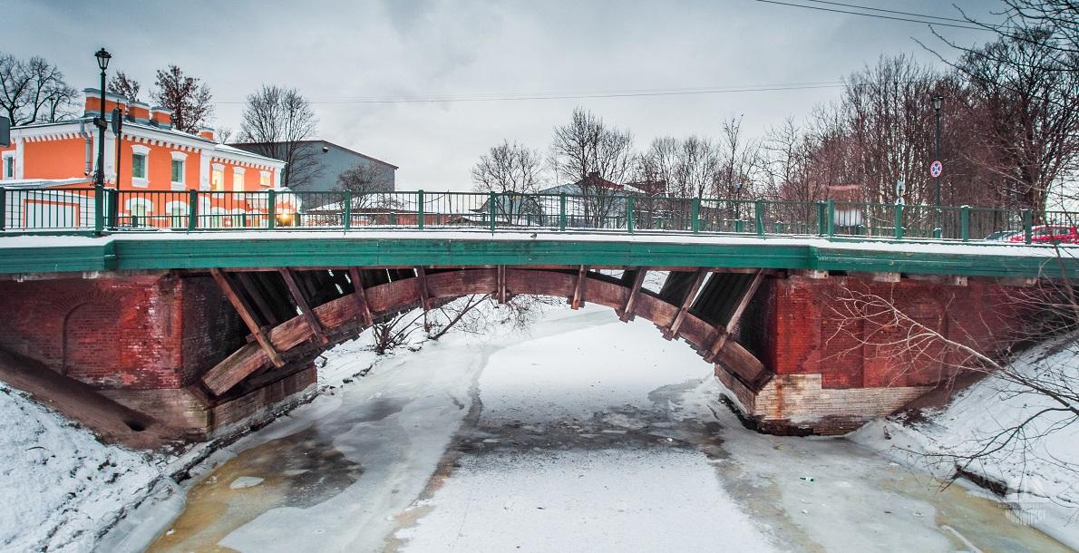 The 2nd Lavrsky Bridge