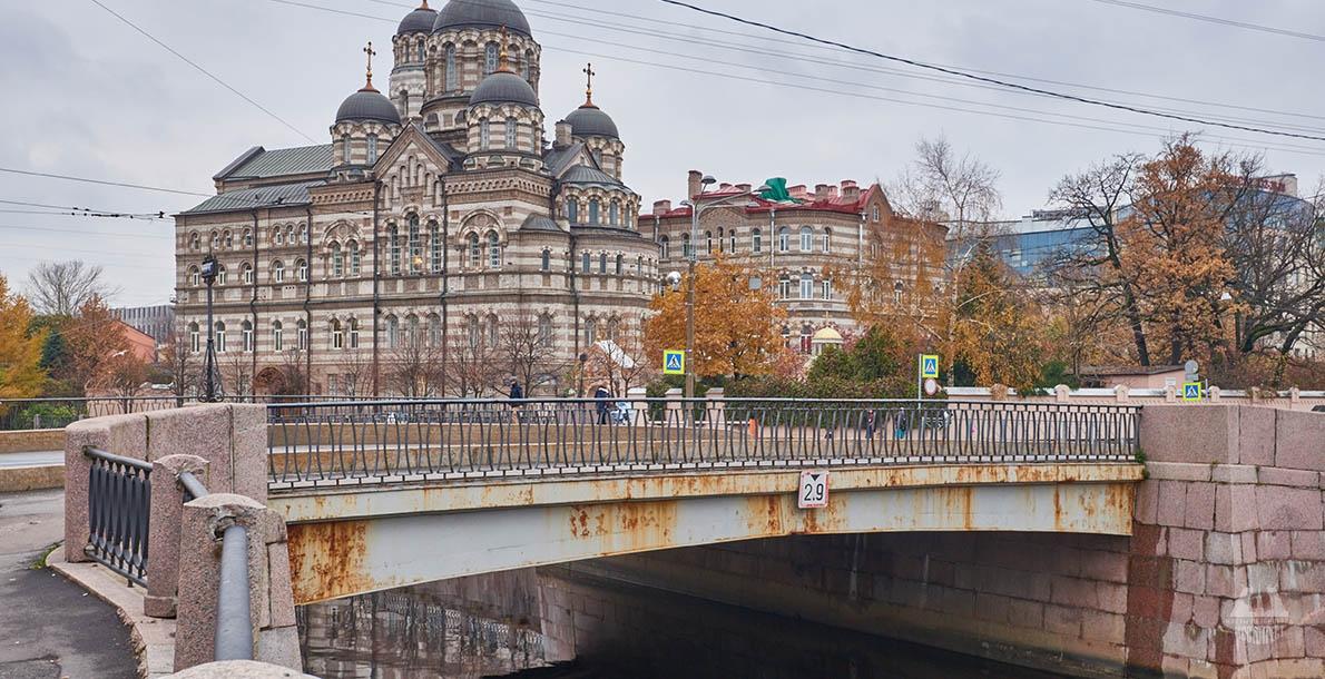 Karpovskiy Bridge