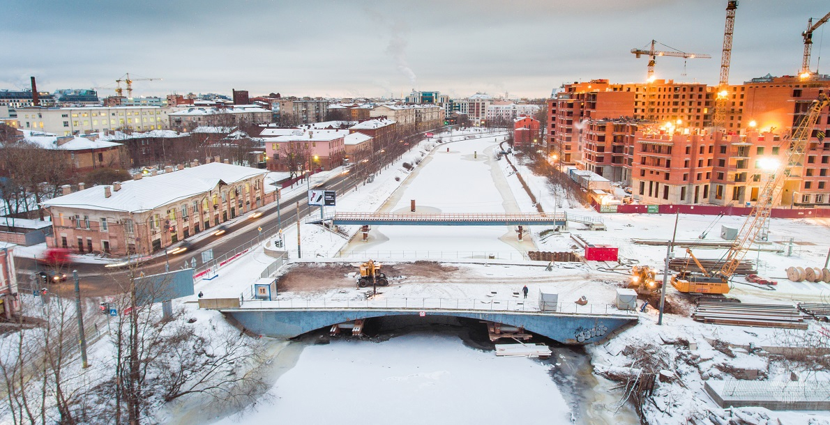 Malo-Petrovsky Bridge