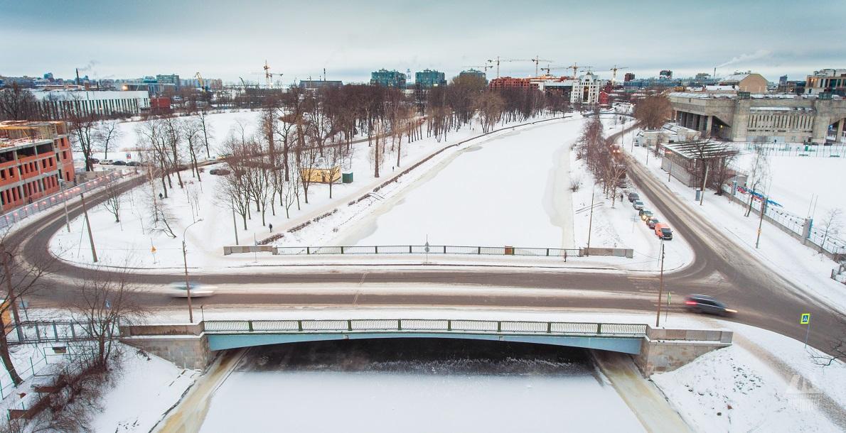 Krasnogo Kursanta Bridge