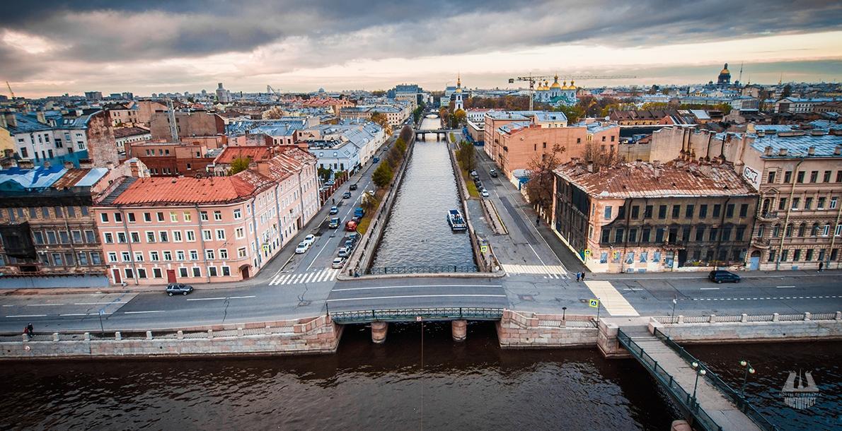 Smezhny Bridge