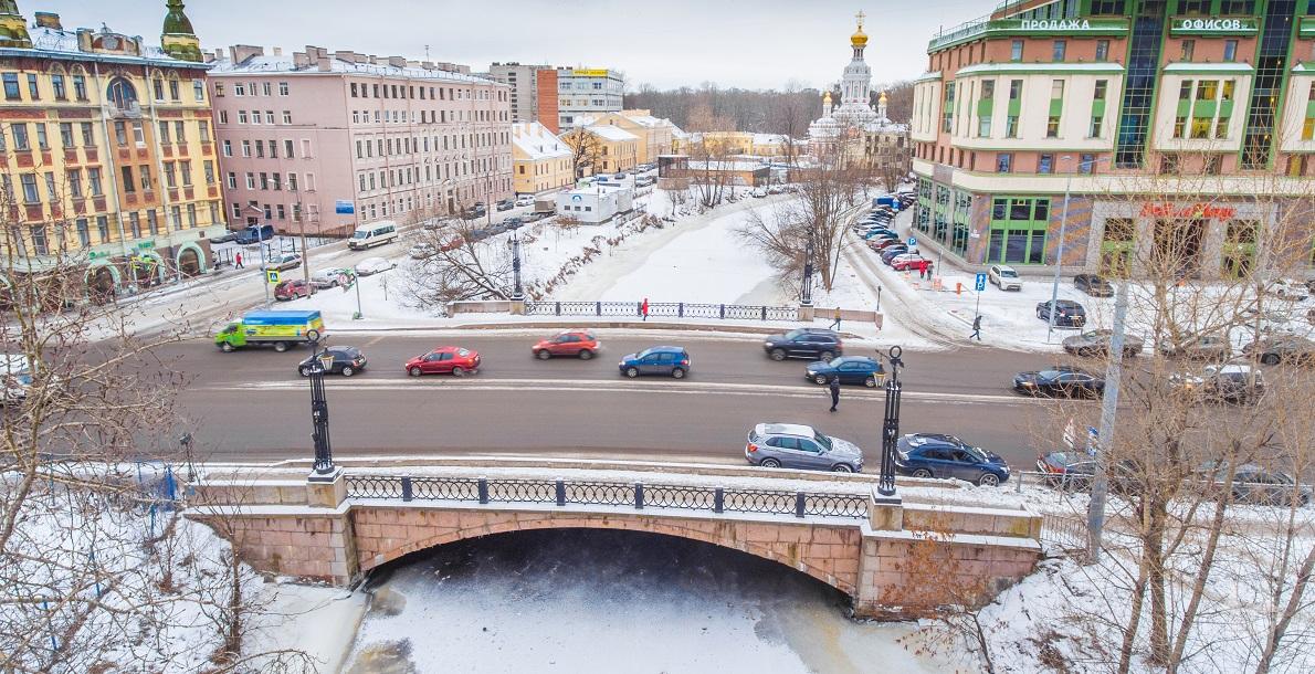 Smolensky Bridge