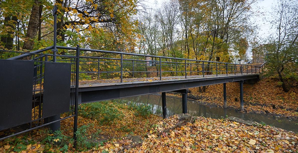 The 1st Volkovsky Bridge