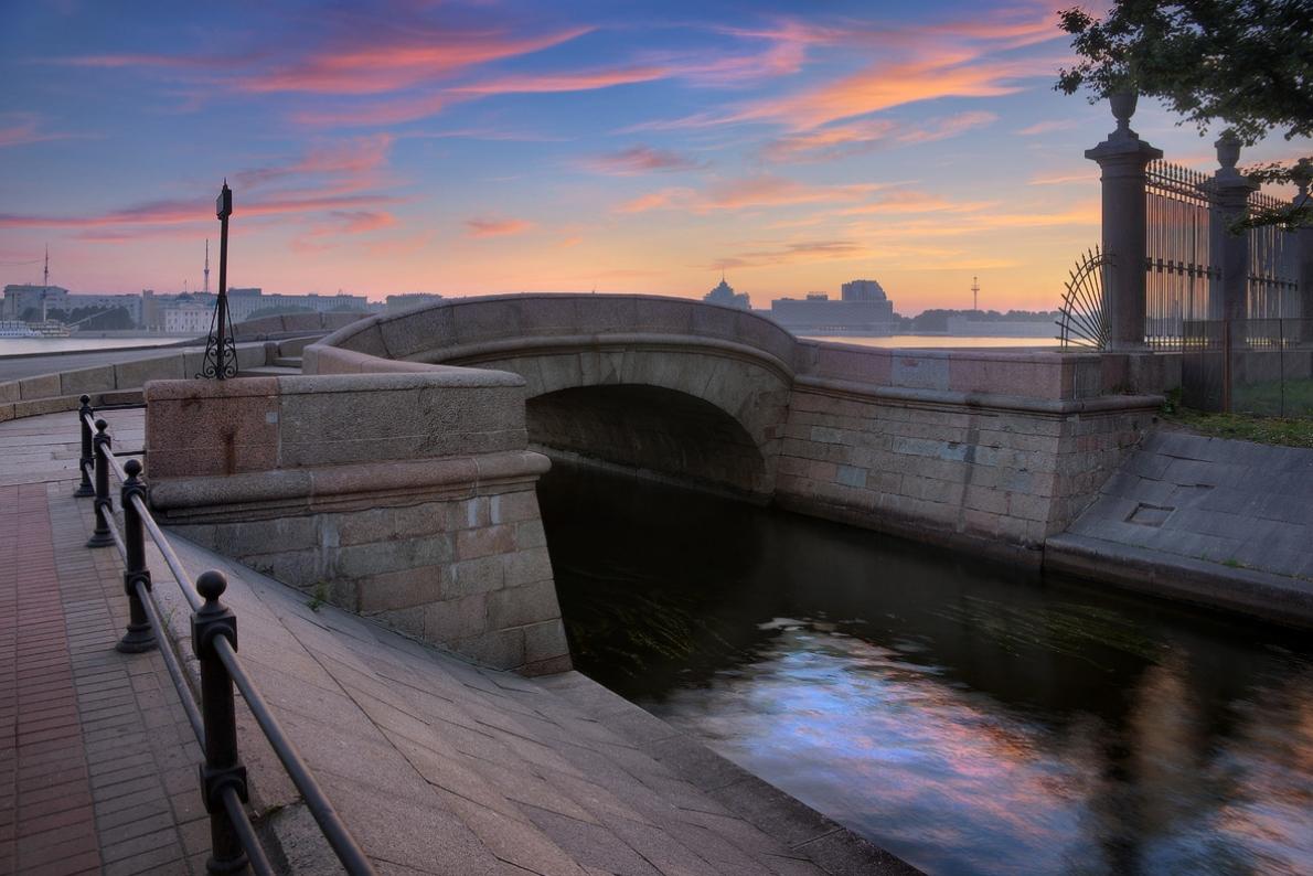 Verkhny Lebyazhy Bridge