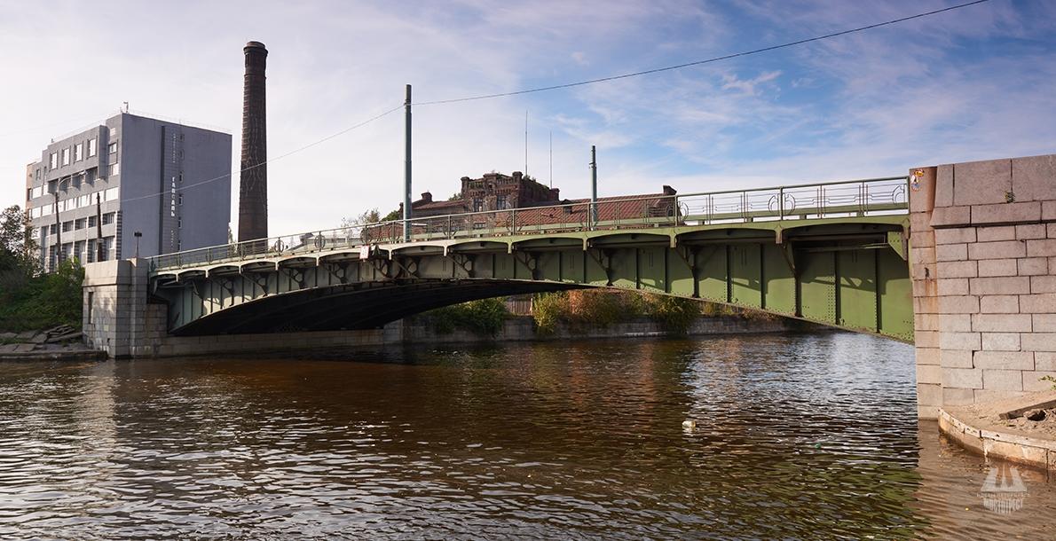 Ekateringofsky Bridge