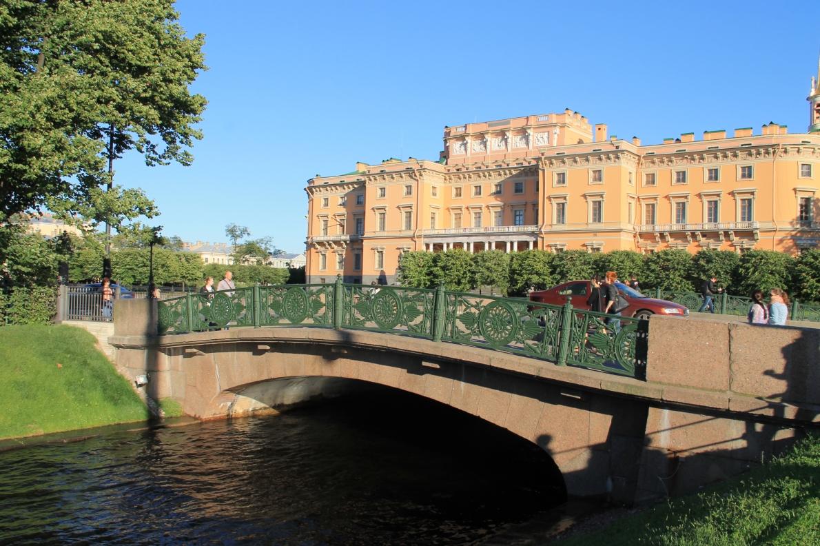 Nizhny Lebyazhy Bridge