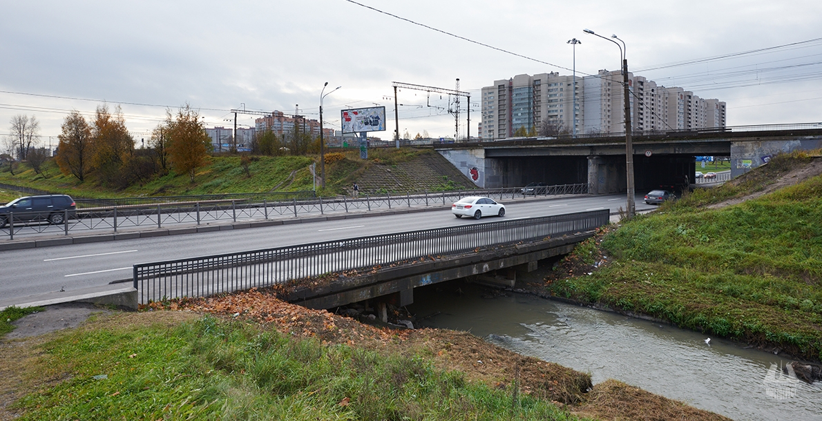 Novo-Volkovsky Bridge