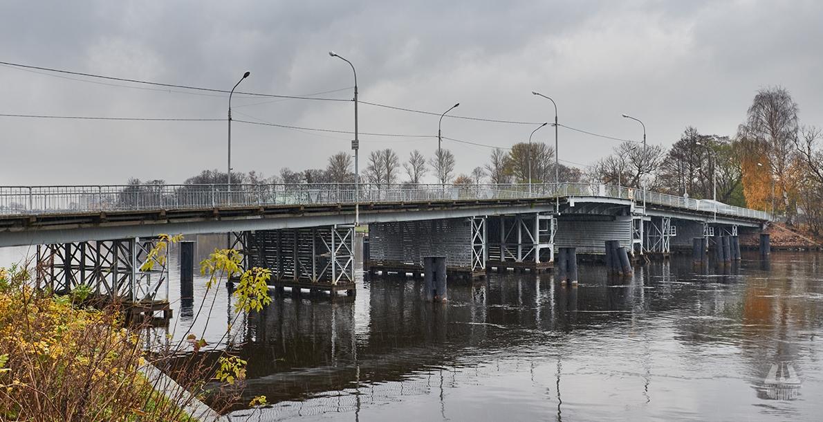 The 1st Yelagin Bridge