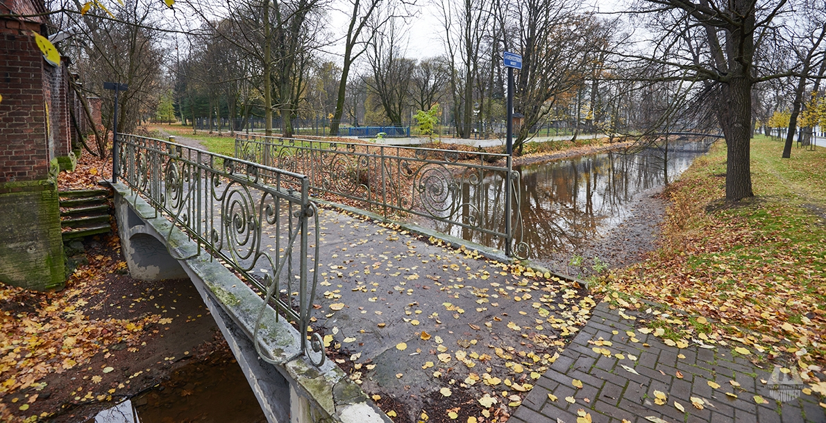 The 2nd Kamennoostrovsky Bridge