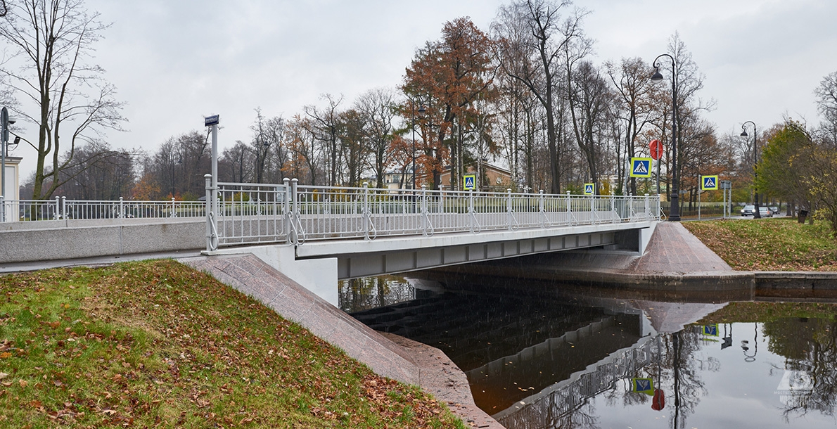 The 14th Kamennoostrovsky Bridge
