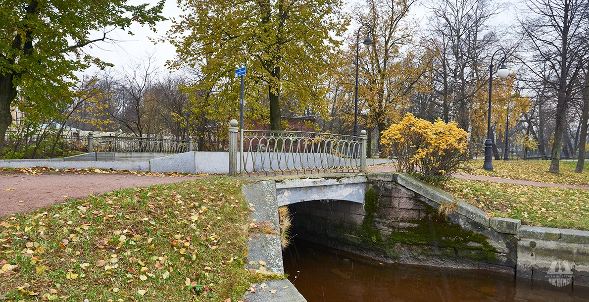 The 19th Kamennoostrovsky Bridge