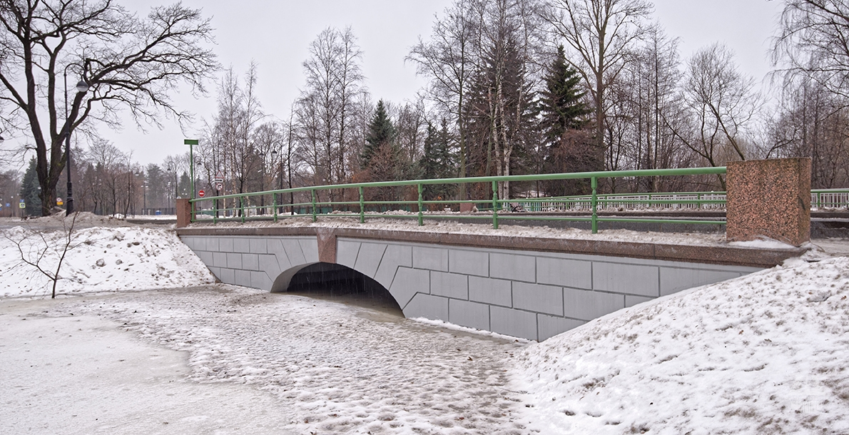 The 2nd Parkovy Bridge