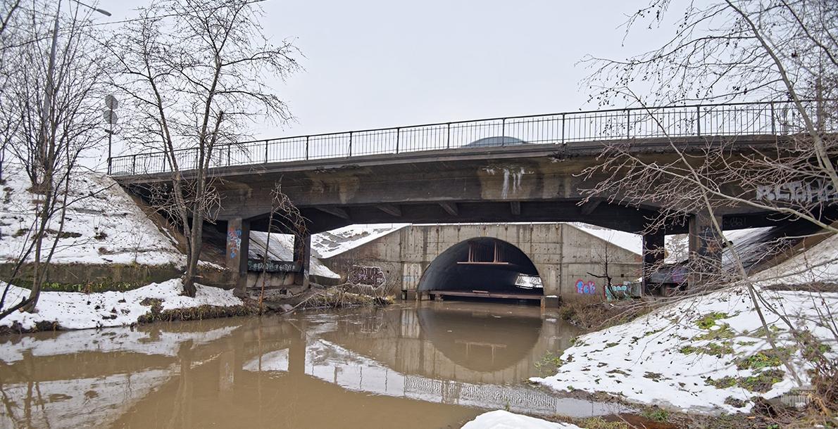 Bolshoy Yablonovsky Bridge
