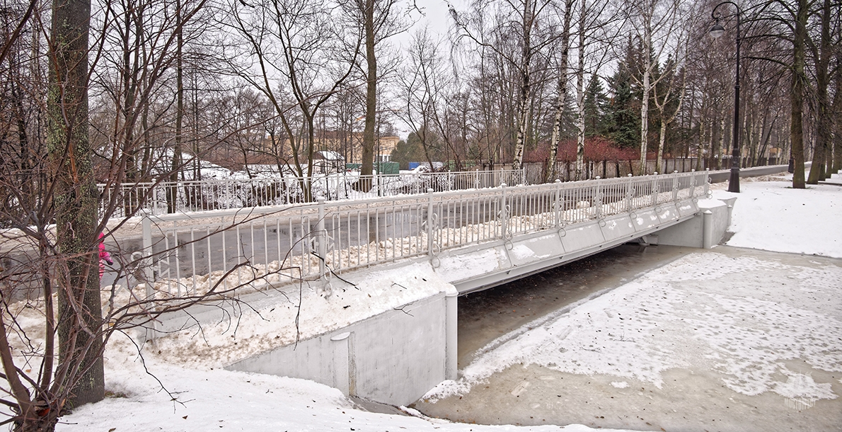 The 3rd Parkovy Bridge