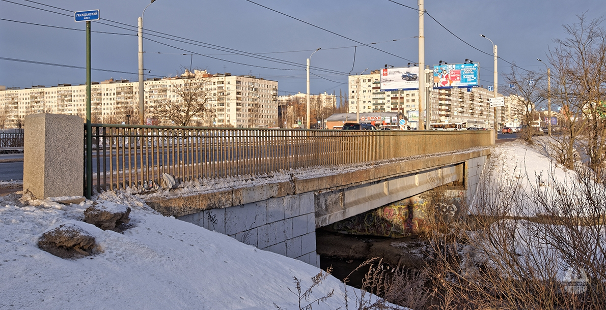 Grazhdansky Bridge