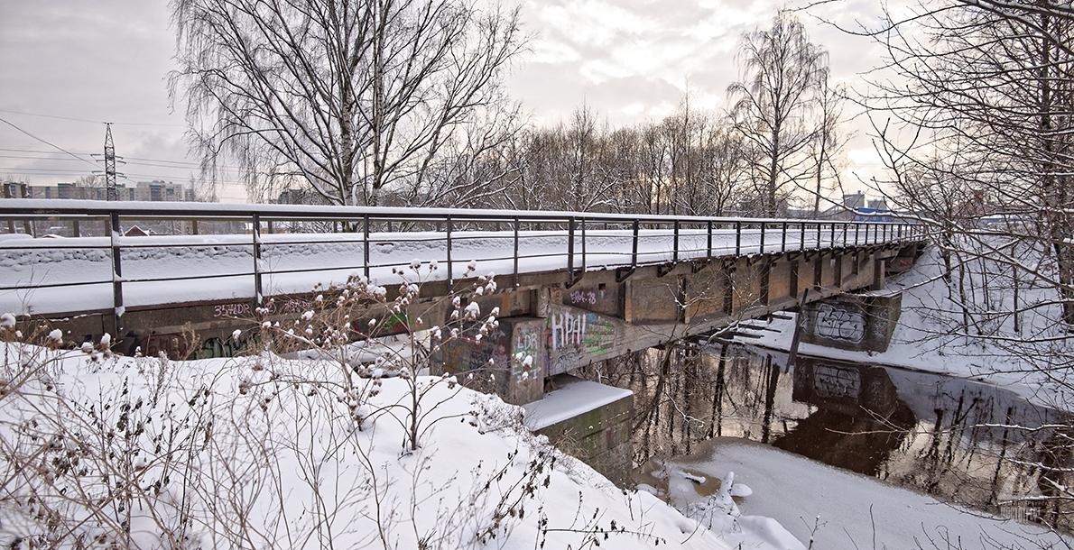 Maly Iliynsky Bridge