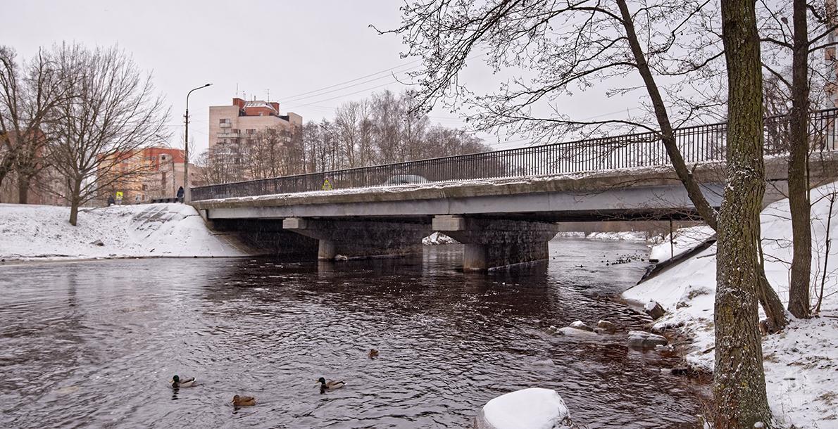 Liteyny Bridge