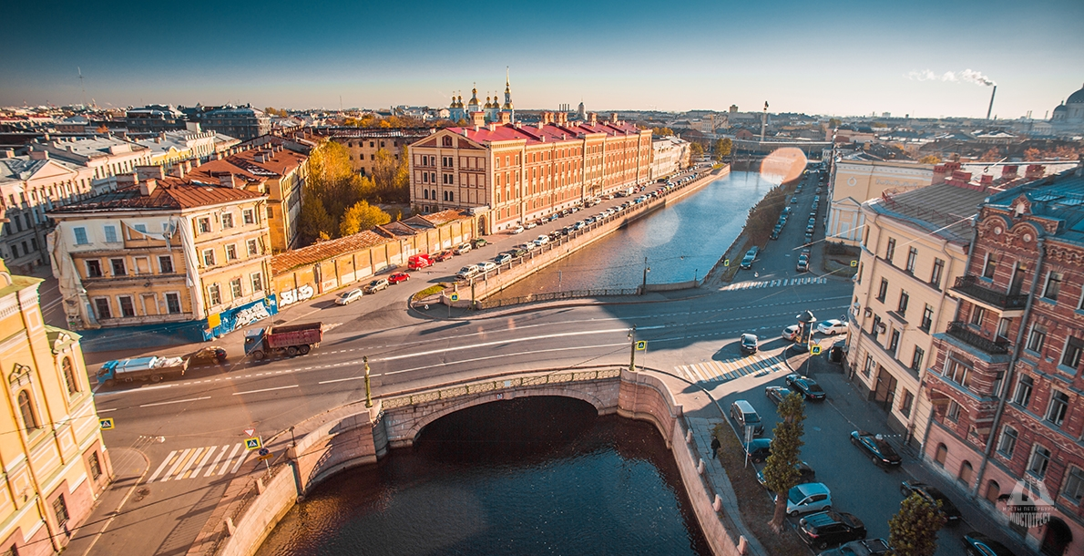Mogilevsky Bridge