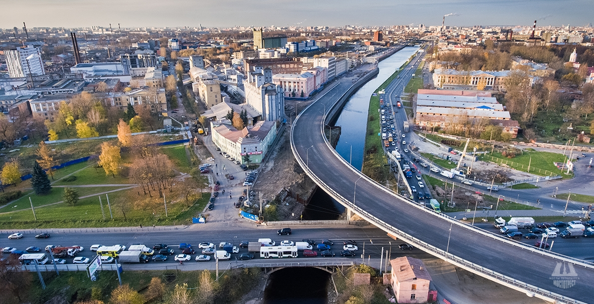 Shliselburgsky Bridge