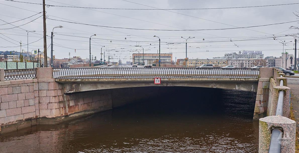 Aptekarsky Bridge