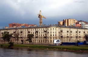 Admiral Lazarev Embankment