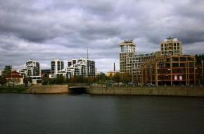 Pesochnaya Embankment