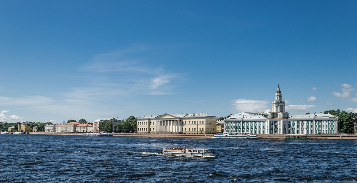 Universitetskaya Embankment