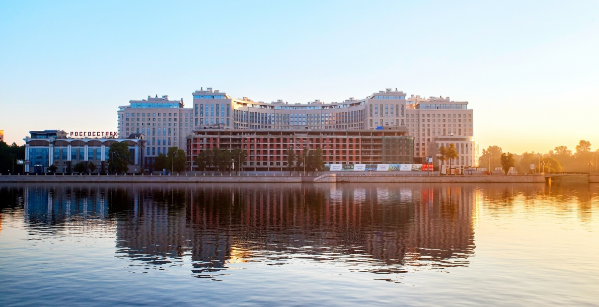 Ushakovskaya Embankment