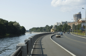 The Primorsky Prospect Embankment