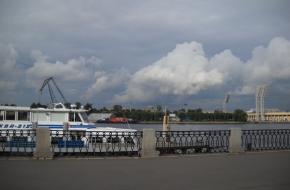 "Quay ""Makarova Embankment"""