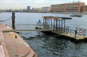 "Quay ""Petrogradskaya Embankment"""