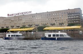 """Quay """"Sverdlovskaya Embankment"""""""