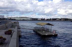 """Quay """"Smolnaya Embankment"""""""