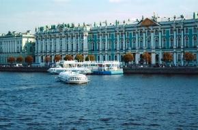 "Quay ""Dvortsovaya Pristan"" (Palace wharf)"